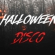 Halloween Disco Logo