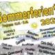 Sommerferienprogramm Gremberg Plakat