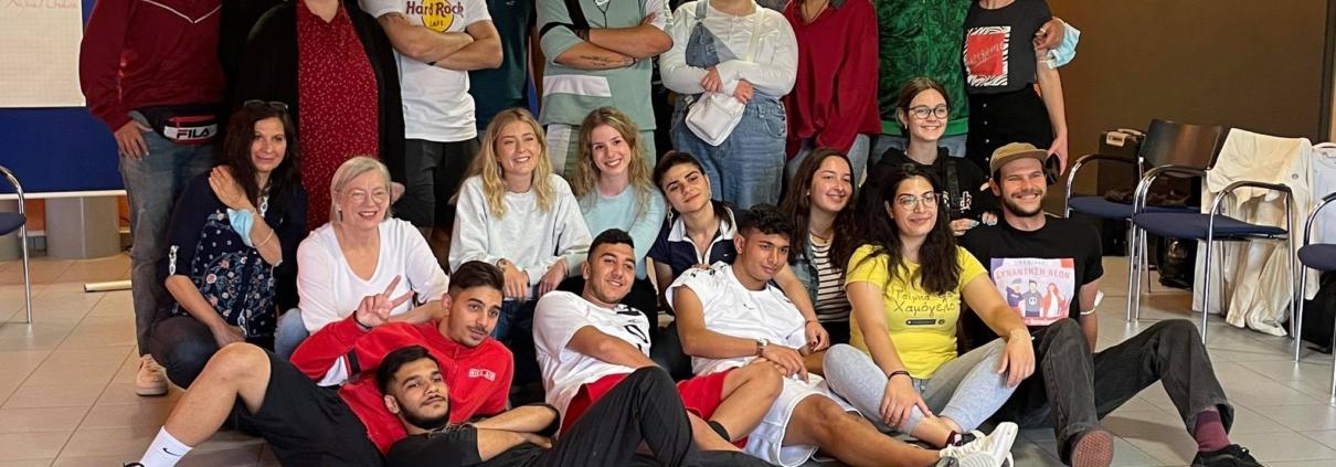 Internationale Jugendbegegnung