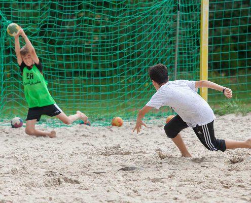 Sport und Bewegung in den Einrichtungen der JugZ