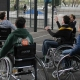Rollstuhl-Basketball beim Jungenaktionstag